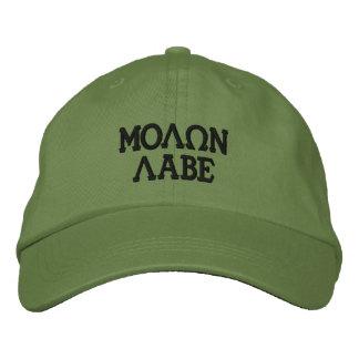 Molon Labe Embroidery Baseball Cap