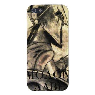 MOLON LABE iPhone 5 COVER