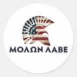 Molon Labe! Stickers