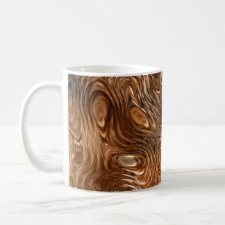"Molten ""Copper"" print mug"