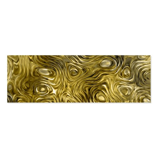 Collections of liquid business cards molten gold print business card skinny black colourmoves