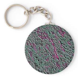 Molten Mortuary Keychain keychain