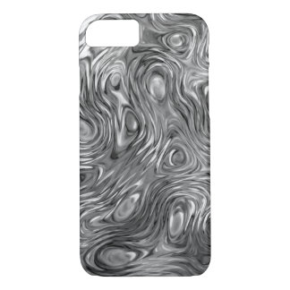 Molten print iPhone 7 barely there case