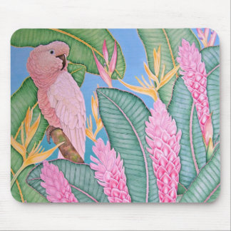 Moluccan Cockatoo Mouse Mat