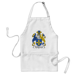 Molyneux Family Crest Standard Apron