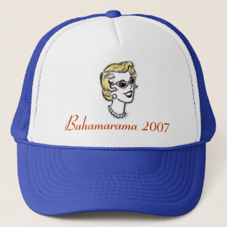 mom1, Bahamarama 2007 Trucker Hat