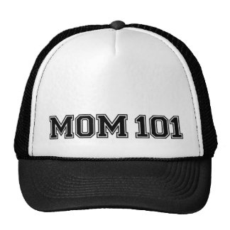 MOM 101 - Multi Products Mesh Hats