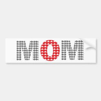 Mom Also Dad Bumper Sticker