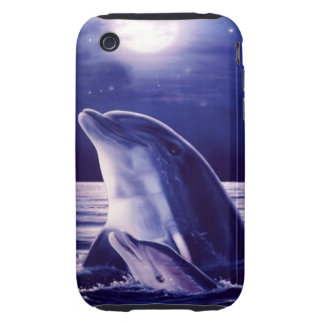 Mom and Baby Dolphin Case