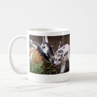 Mom and Baby Goat Mug