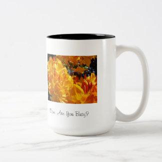 Mom are You Busy? mug gifts Humor for Moms mugs