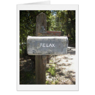 MOM BIRTHDAY HUMOR - RELAX-YOU REMEBER HOW? GREETING CARD