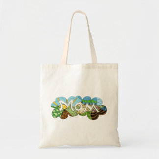 Mom Budget Tote Bag