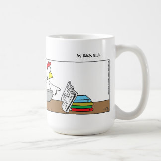 Mom Chicken Cooking Coffee Mug