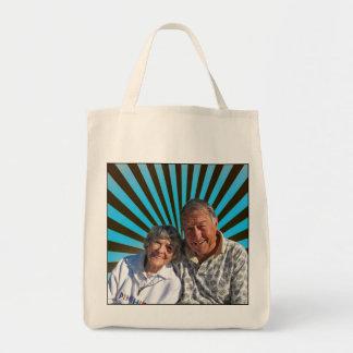 Mom Dad Grocery Bag