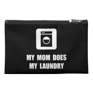 Mom Does Laundry Travel Accessories Bag