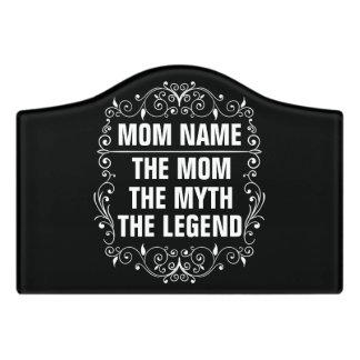 Mom Happy Mother's Day Door Sign