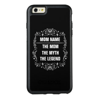 Mom Happy Mother's Day OtterBox iPhone 6/6s Plus Case