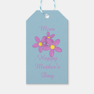 Mom Happy Mothers Day Gift Tag