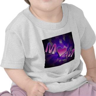 MoM heart design Shirt