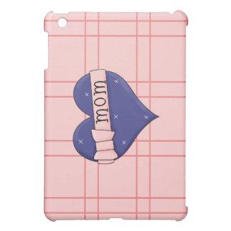 Mom Heart Hard Shell iPad Case