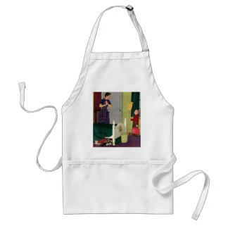Mom, I Cleaned My Room! Standard Apron