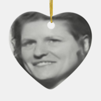 Mom In Memory Christmas Ornament