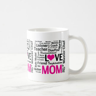 Mom is Love Mother s Day Gift for Do It All Mum Mugs