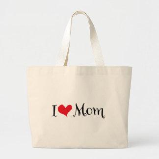 Mom Jumbo Tote Bag