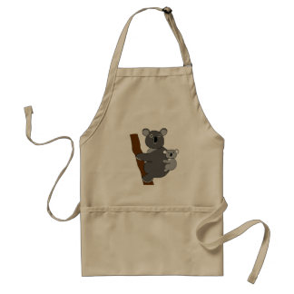 Mom koala standard apron