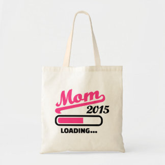 Mom loading 2015 tote bag