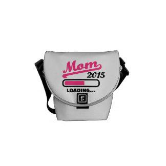 Mom loading 2015 courier bag