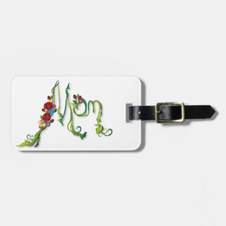 """MOM"" Luggage Tag"
