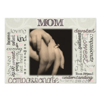 Mom Montage Card