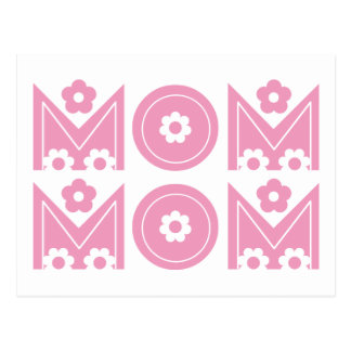 Mom Mother's Day Gifts Postcard