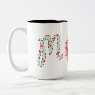 Mom Two-Tone Mug