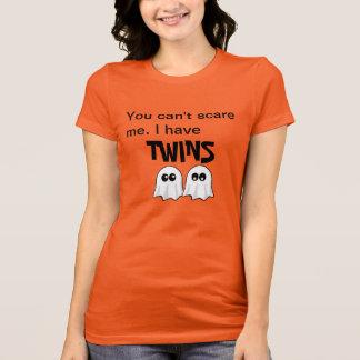 Mom of Twins Halloween Shirt