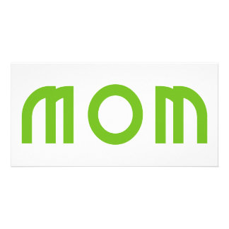 Mom Picture Card