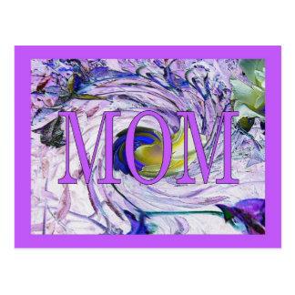 Mom Post Card