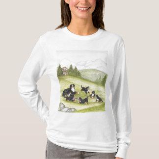 Mom & pups T-Shirt