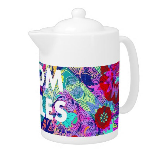 MOM RULES Colorful Floral Mothers Day gifts