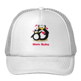 Mom Rules Hats