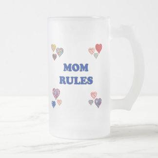 Mom Rules Mug