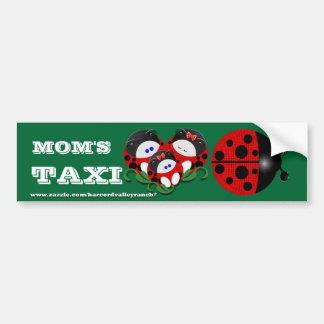 Mom s Taxi Bumper Stickers