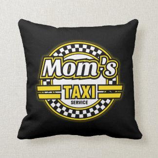 Mom s Taxi Service Pillows