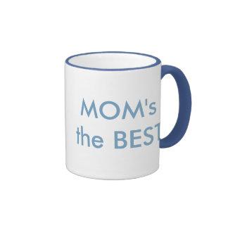 MOM s the BEST Coffee Mug