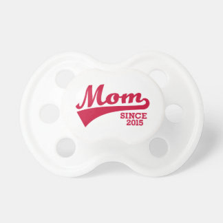Mom since 2015 BooginHead pacifier