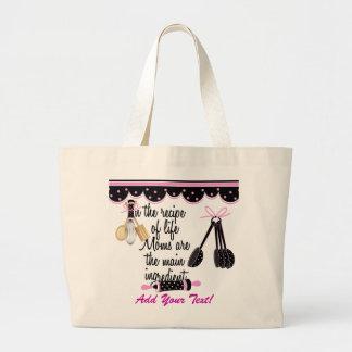 MOM Tote - SRF Canvas Bags