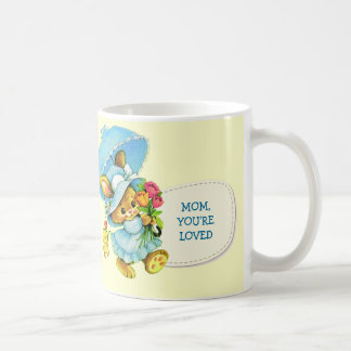 Mom You re Loved Mother s Day Gift Mugs