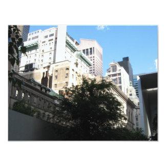 MoMA - NYC 11 Cm X 14 Cm Invitation Card
